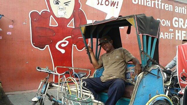 Taksi in Medan