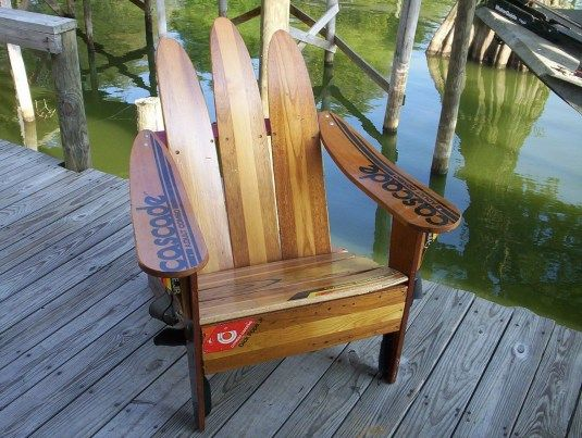 17 Best images about Waterski furniture – Waterski Chair