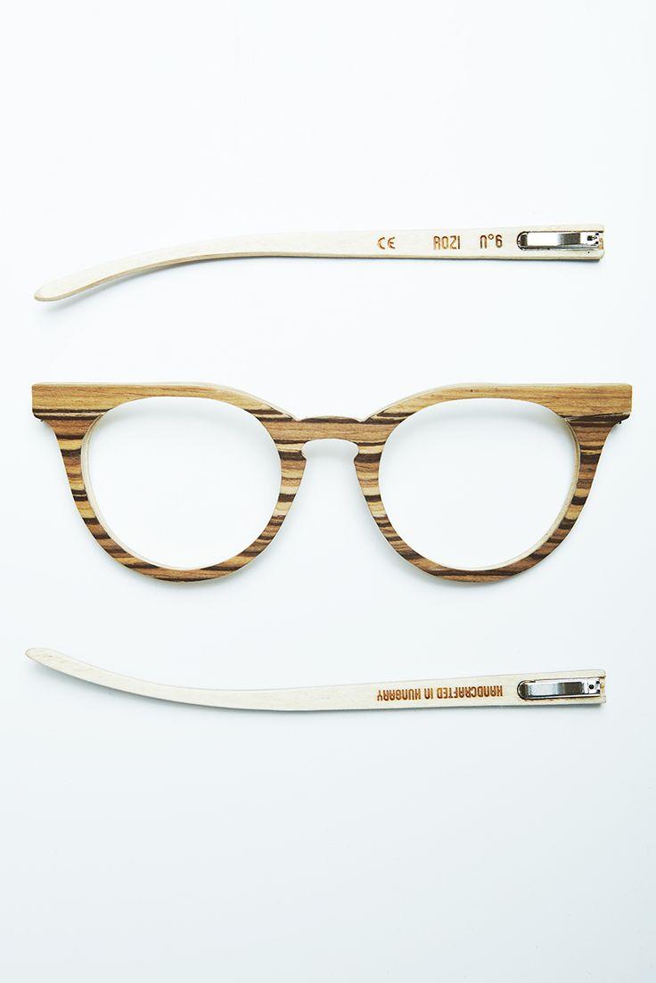 No.6 Zingana, handmade, wooden sunglasses by Rozi Handcrafted Sunglasses.