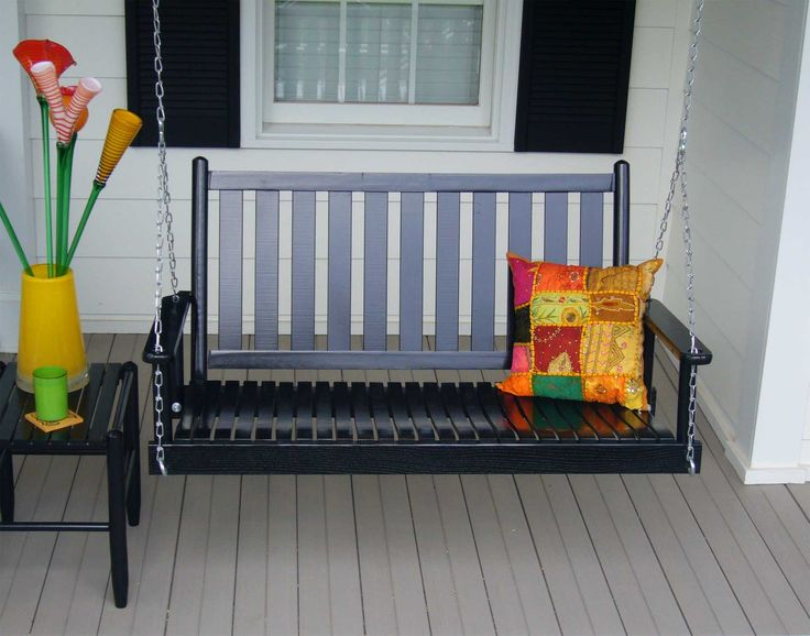 Front Porch Patio Furniture | Porch Swings: Different Strokes For Different  Folks