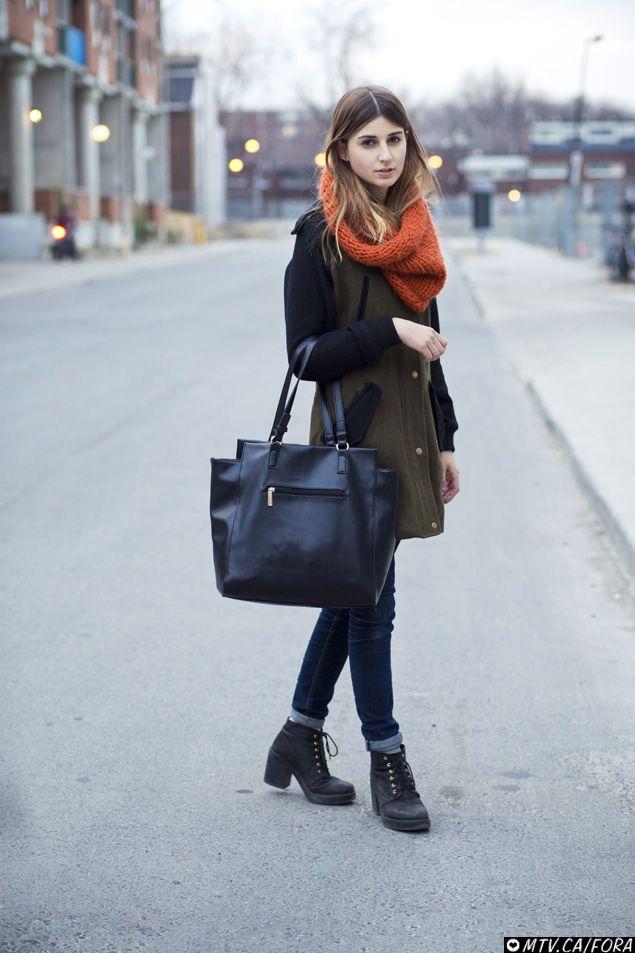 Street Style Lookbook: Gurlz in Denim - Danaviafora.mtv