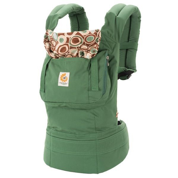 WORLDWIDE FREE SHIPPING Discount ErgoBaby Organic Green River Rock
