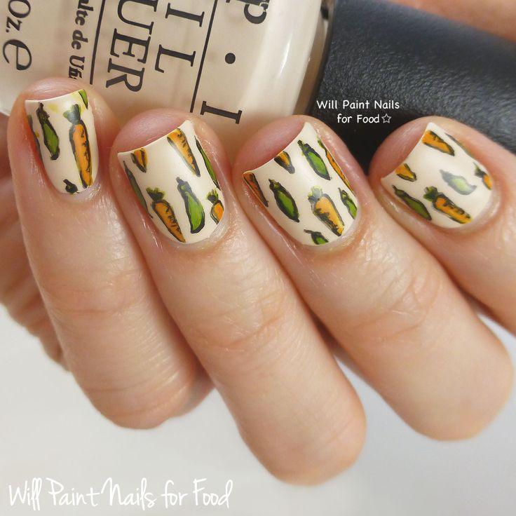 18 best Nature Inspired Nail Art images on Pinterest   Nail scissors ...