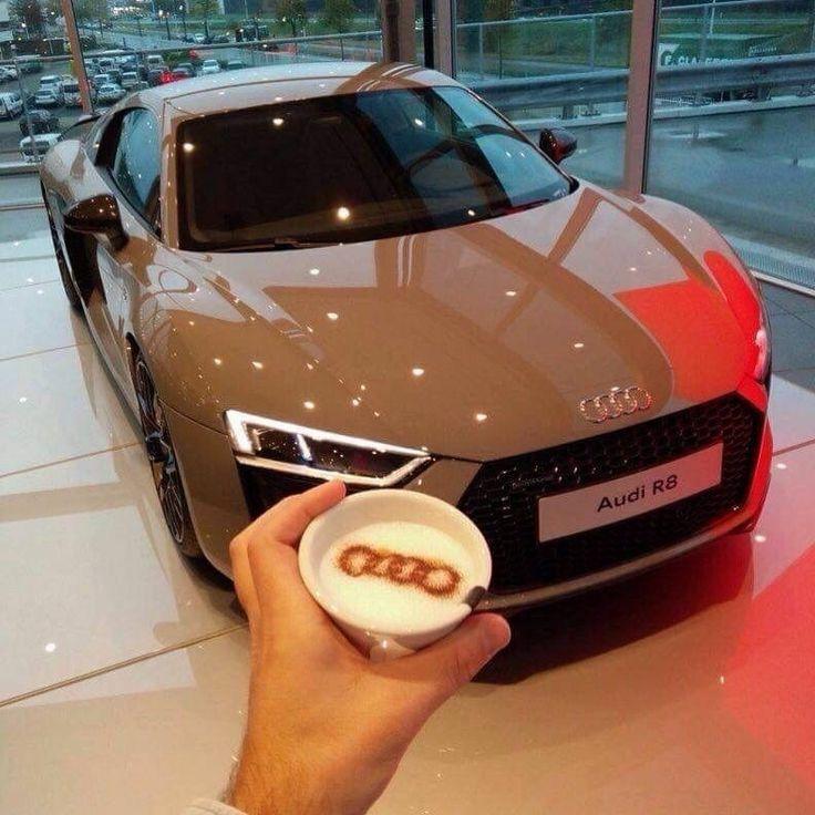 """Hallo. Ich bin Dasha. Und ich liebe die Firma """"Audi"""" wirklich … – #bin #Dasha …  – Cars"""