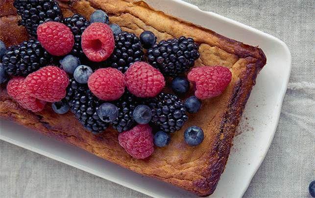 Kage til morgen - det kan man godt.
