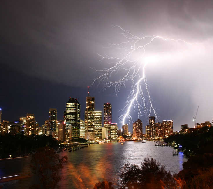 Brisbane City - Storm Season <3