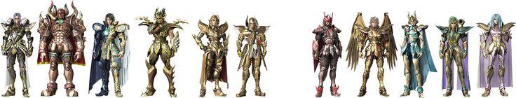 Saint Seiya 3D Apenas ayer me enteré de que el anime del que era fan, lo convertirán en película 3D  La imagen la tomé de aquí. Los derechos le pertenencen a Masami Kurumada y toei animation http://fc09.deviantart.net/fs70/f/2014/089/c/8/gold_saints___legend_of_sanctuary_by_ikkispartan-d7akfu3.png