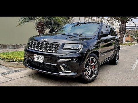 JEEP GRAND CHEROKEE SRT8 4X4, 2016 Motor V8 - 6.4L con 475 HP @ 6000 Rpm Solo 6,670 Kms..!! Prácticamente Nuevaaa GARANTIA DE FABRICA Interesados llamar al 99810.9520  #jeepsrt #srt8 #jeepsrt8