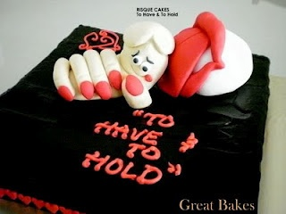 To Have & To Hold by Great Bakes