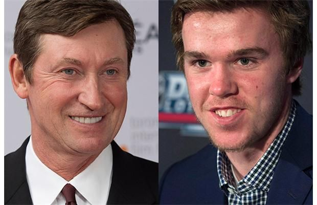 Great One on Next One: Wayne Gretzky says Connor McDavid will thrive in Edmonton with Oilers
