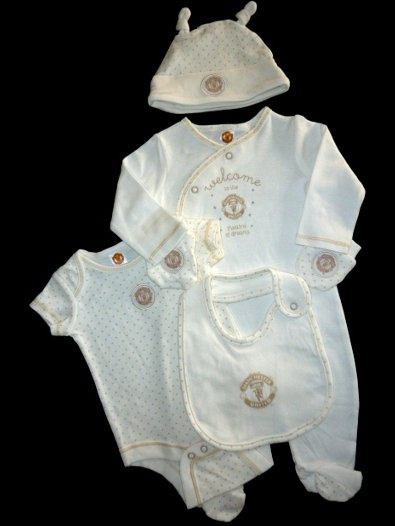 78 Images About Football Manchester United Baby Clothes