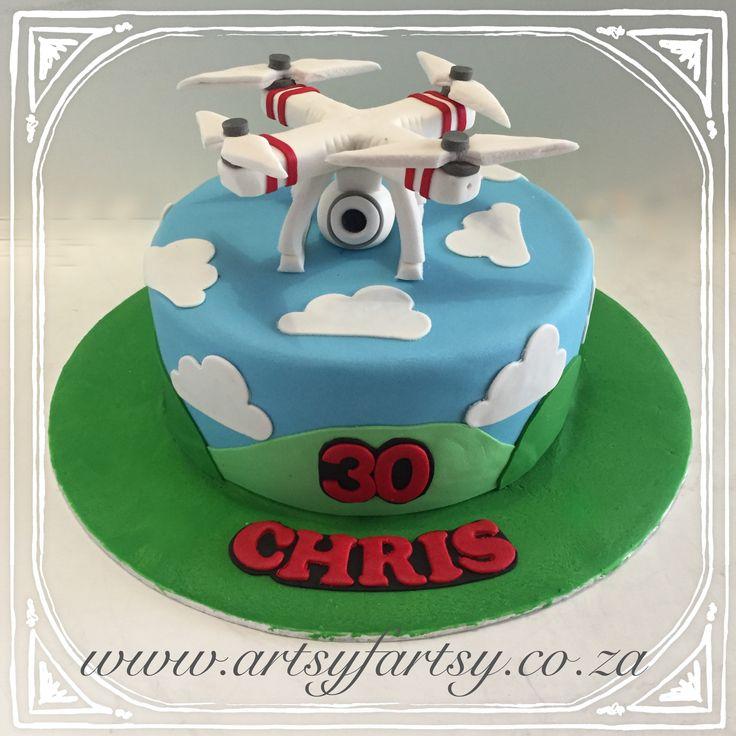 Drone Cake Dronecake 21st Bday Cake Cake Cupcake Cakes