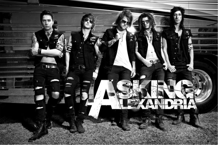 Asking Alexandria - South African Tour - The Grind Radio