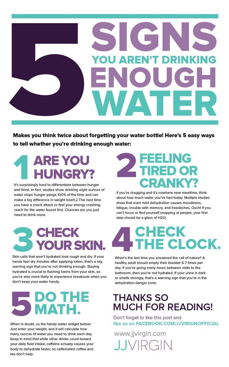 5 Signs You Re Not Drinking Enough Water Water Health Benefits Of Drinking Water Not Drinking Enough Water