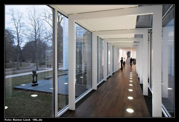 Museum Frieder Burda, Baden-Baden Germany