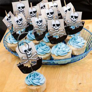 Пиратская вечеринка (детская)