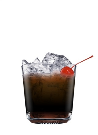 ABSOLUT Black Russian cocktail