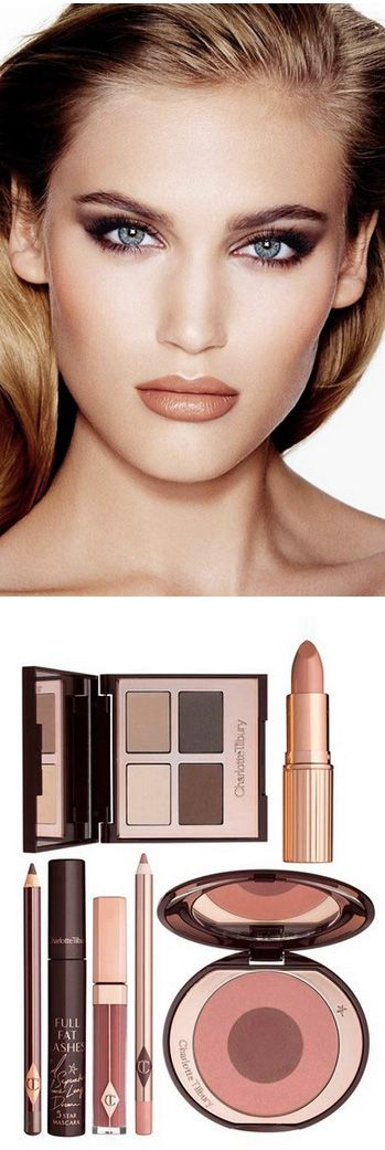 The 'Sophisticate' Palette by Charlotte Tilbury http://rstyle.me/n/pxt3znyg6 #coupon code nicesup123 gets 25% off at Provestra.com Skinception.com