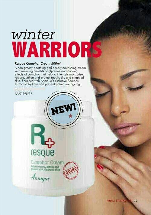 Annique [ Resque range ]   Resque Camphor Cream