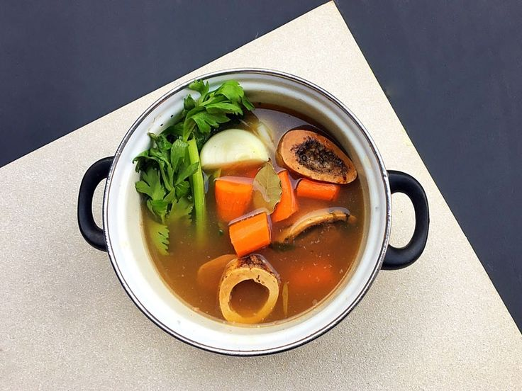 How to Make Bone Broth [and what to do with it]