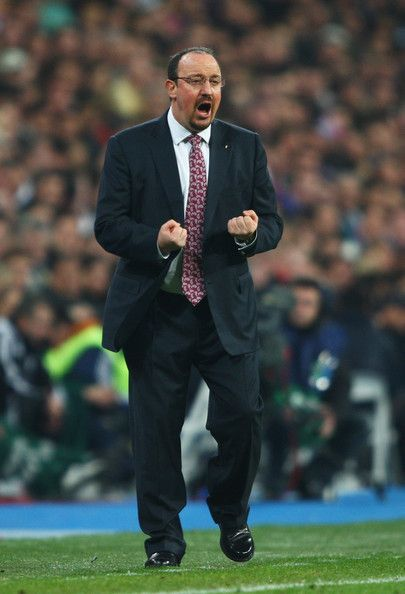 ♠ The History of Liverpool FC in pictures #LFC #History #Legends Rafa Benitez