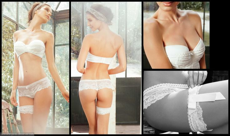 Ellipse catalogo de ropa interior de novias | Lingerie Observer