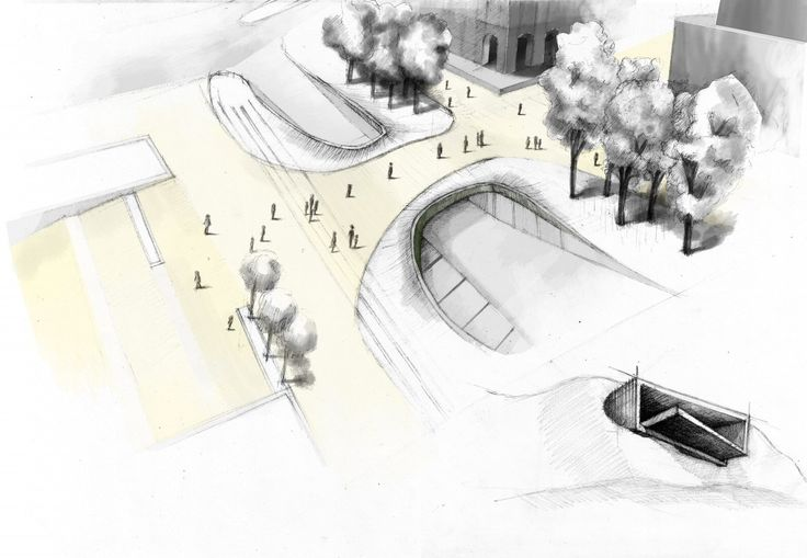 Nowa Huta, Competition Project