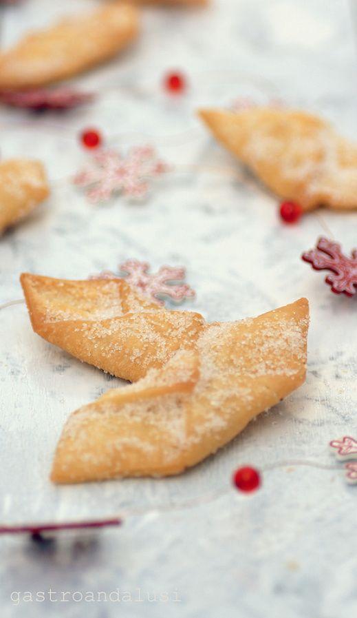 borrachuelos de jaen , ubeda recetas navidad