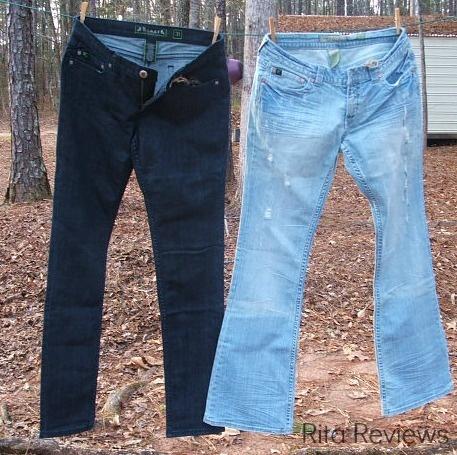 REUSE Jeans