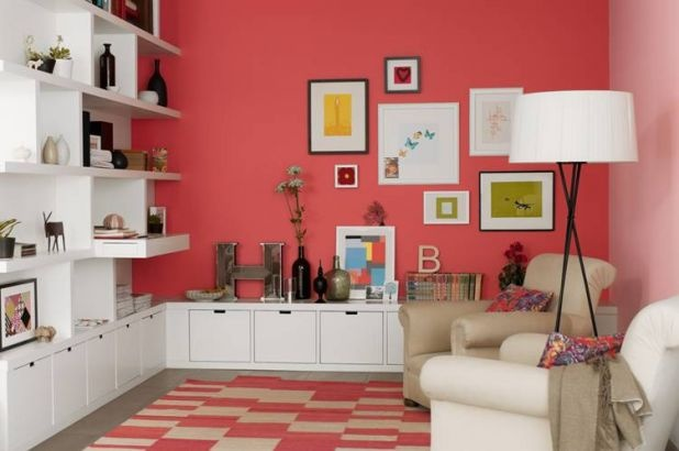 Painting my craft room this color!!! :D