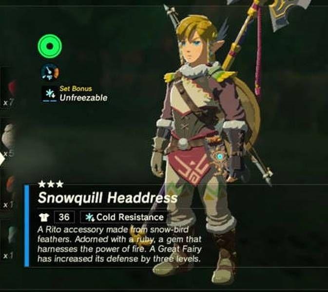 Botw Armor Mod