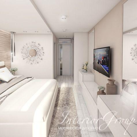 """Проект: Квартира ул. 50 лет Октября — Дизайн студия """"InteriorGroup"""" — MyHome.ru"""