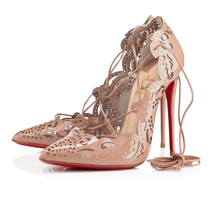 red louboutins men - Impera 120mm Nude Patent Leather $1295 | DivaStyles | Pinterest ...