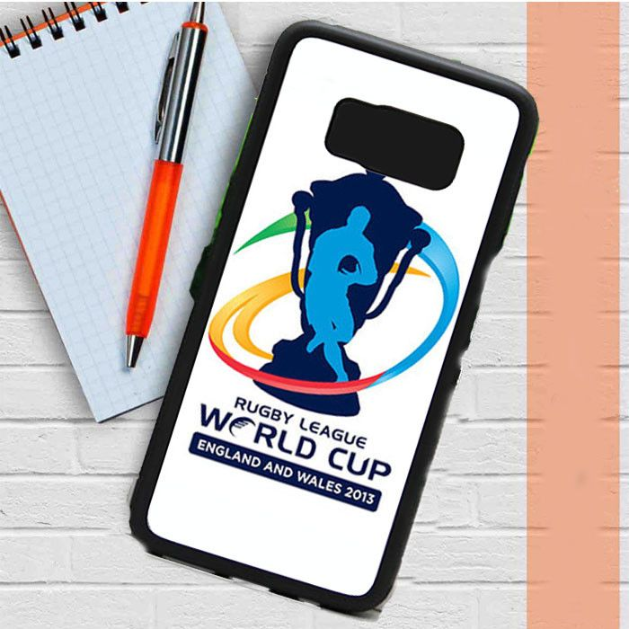 Rugby League Logo Samsung Galaxy S8 Plus Case Casefreed