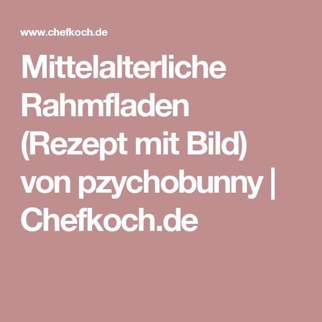Mittelalterliche Rahmfladen (Rezept mit Bild) von pzychobunny | Chefkoch.de