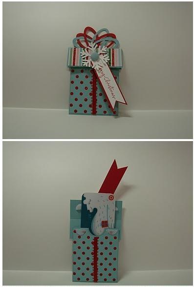 Present gift card holder - bjl