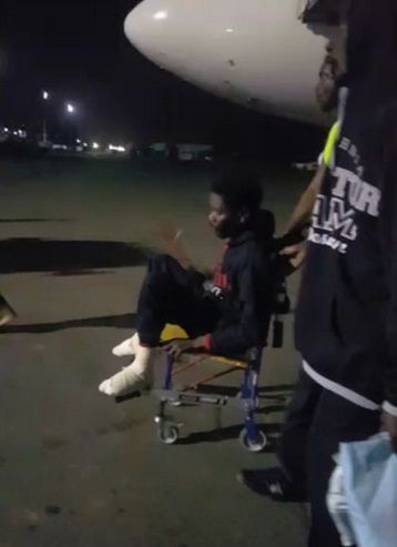 FG Repatriates 242 Nigerians From Libya