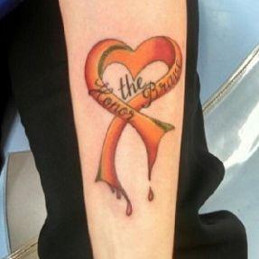 multiple sclerosis tattoos