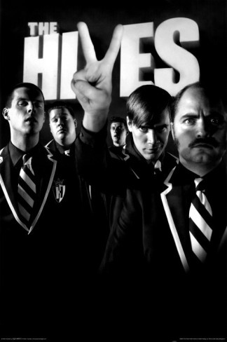 The Hives Poster