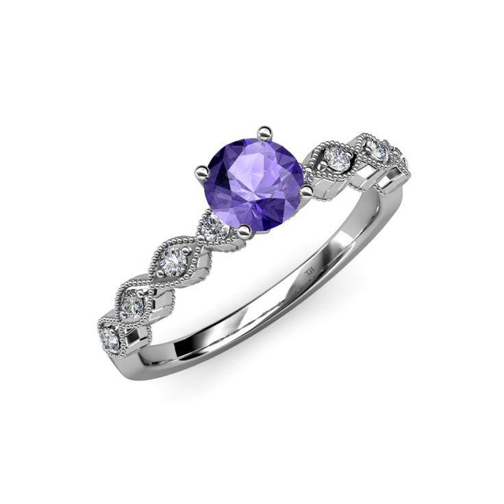 123 best Basic Engagement Rings images on Pinterest