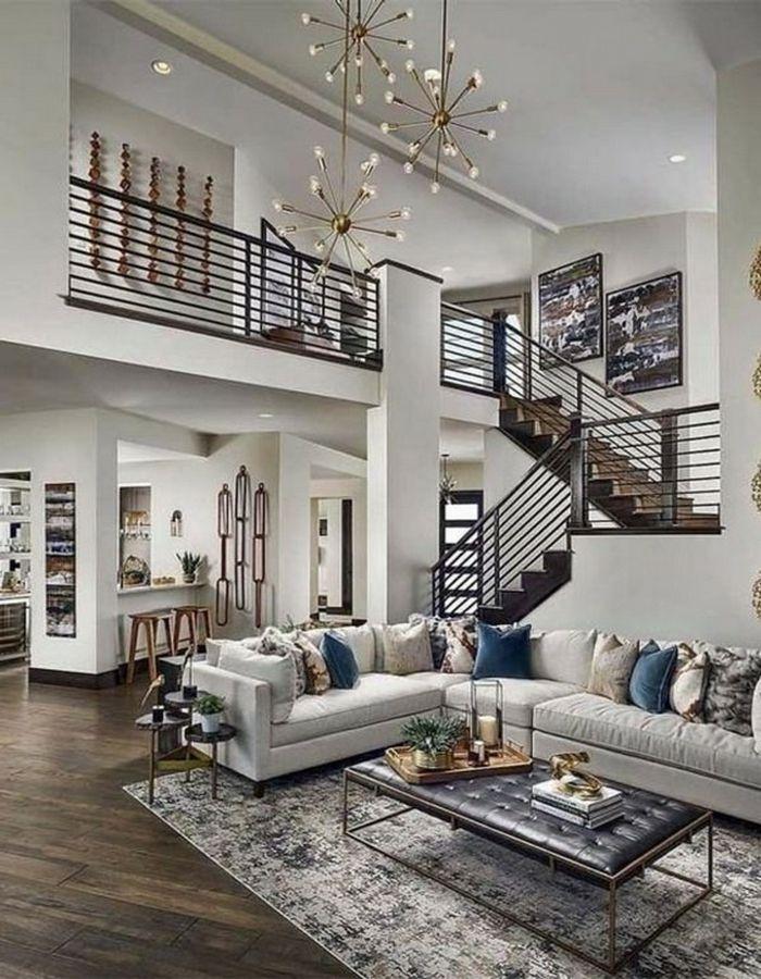 35++ Grosses wohnzimmer modern einrichten Trends