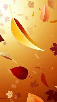 Spadające liście