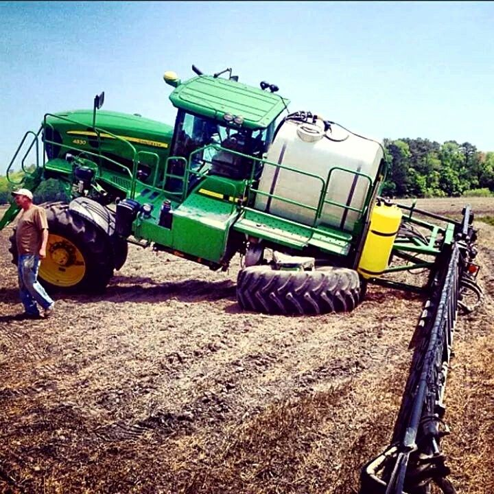 1086 Ih Sprayer : Images about farm trouble on pinterest