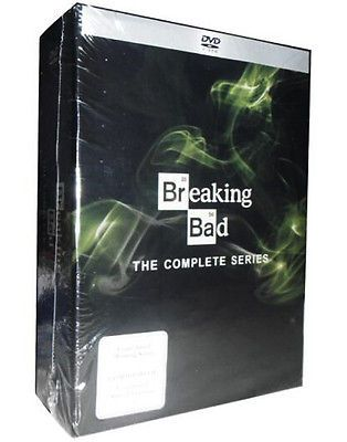 cds dvds vhs: Breaking Bad: The Complete Seasons 1 2 3 4 5 6 (Dvd, 2014, 21-Disc Boxset) -> BUY IT NOW ONLY: $34.96 on eBay!