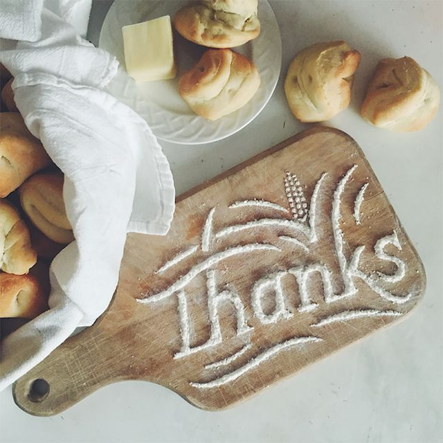 Food Typography by Becca Clason-7