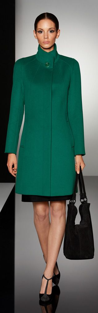 Stylish Green Coat ▶suggested by ~Sophistic Flair~