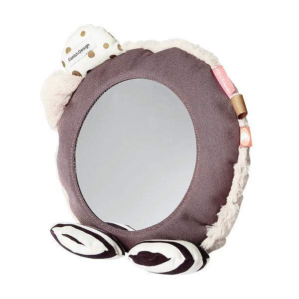 Shop the Done by Deer Floor Mirror in Dusky Rose Pink | Urban Avenue