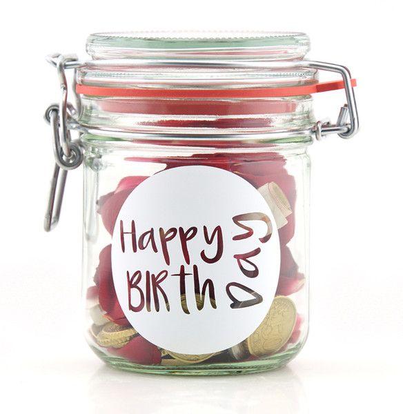 Geschenke für Frauen - Geldgeschenk - Gutscheinverpackung Geburtstag  - ein Designerstück von schoenes-von-Herzen bei DaWanda