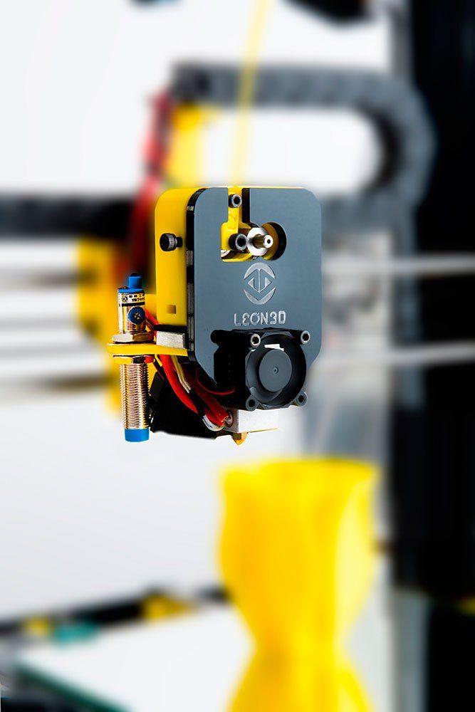 #LEGIO3D #impresora3D #kitreprap #makers #profesionales #impresion3D #3D #3Dprinting #3Dprint #dinamica #versatil #calidadprofesional #madeinspain #LEON3D bit.ly/1QXswig