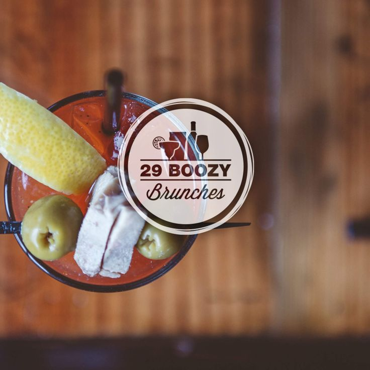 For the next time I visit: 29 BOOZY BRUNCHES IN DC: A HOOD-BY-HOOD GUIDE